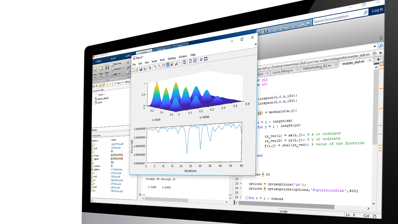 Python Matlab and CFD using Solidworks for Mechanical Engineering